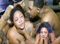 BLACK PORN THREESOME.. OG LADYBUG THE NASITEST FREAK ON MY SITE GETS A BEATDOWN BY BBC ROMEMAJOR AND MACANAMAN