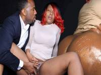 LATEST EBONY QUEEN PREVIEW..THICK RED AND JOVAN JORDAN RELOADED