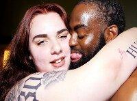 BLACK AND WHITE LATINA INTERRACIAL PORN VIDEO... THE SEXY N HOOD CUBAN LATINA LEXI BLANCO FUCKS MR. STIXXX